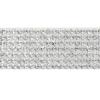 Swarovski Crystal Tex 62030 7 Row Crystal Transparent